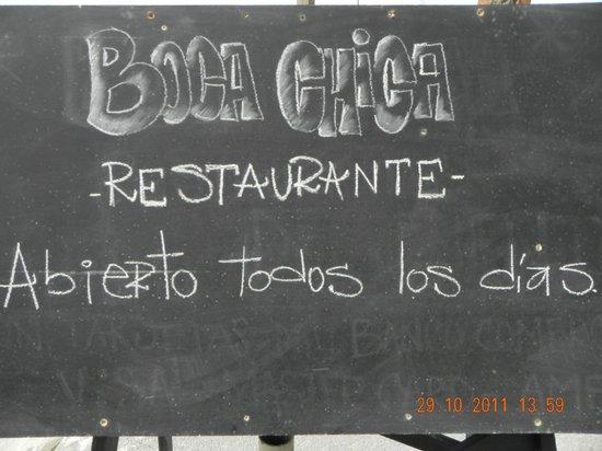 Boca Chica Puerto : Descontração