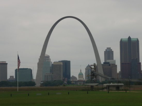 Malcolm W Martin Memorial Park: Arch View
