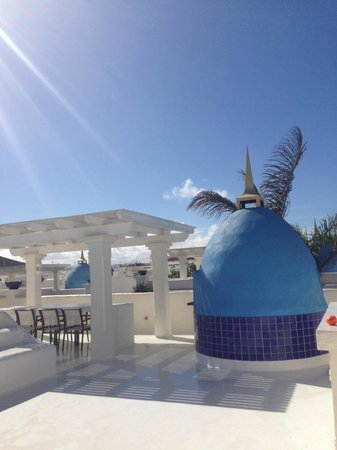 Bahiazul Villas & Club: Rooftop