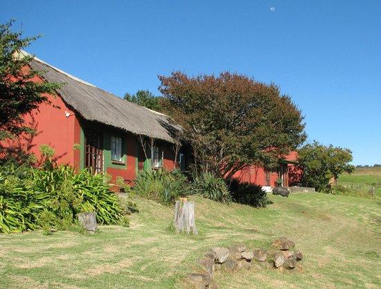 Ashtonvale Guest Farm : bedrooms