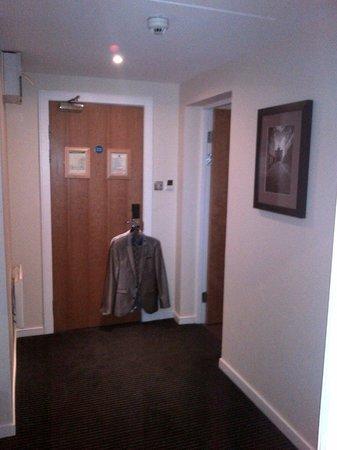 Fraser Suites Glasgow: room