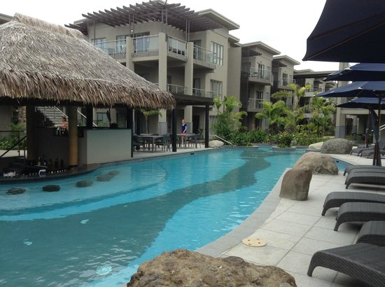 Wyndham Resort Denarau Island: New adult pool and rooms
