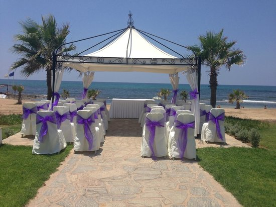 Kefalos Beach Tourist Village: Another picture of our wedding
