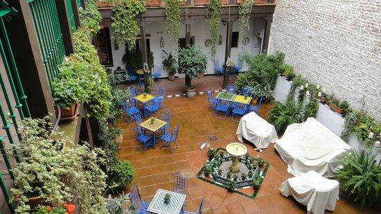 El Rey Moro Hotel Boutique Sevilla: Patio