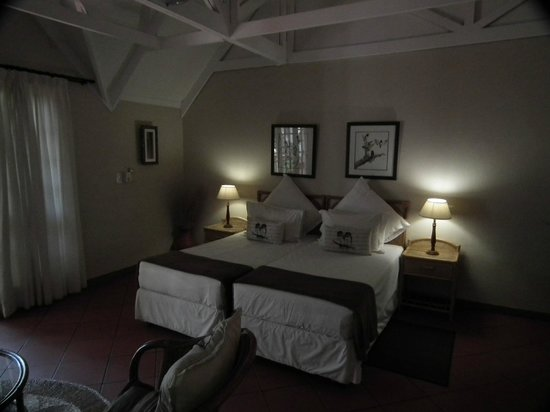 St Lucia Ecolodge and Conference Centre: Bedroom