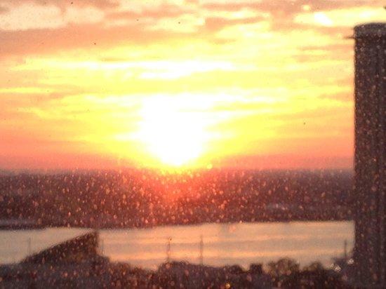 Sheraton New Orleans Hotel: Sunrise the next morning