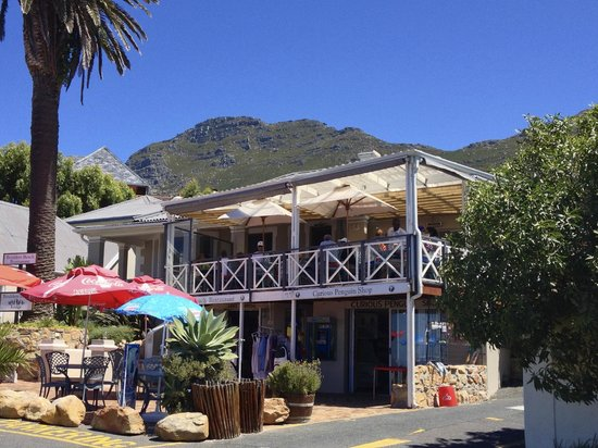 Boulders Beach Lodge and Restaurant: Restaurant