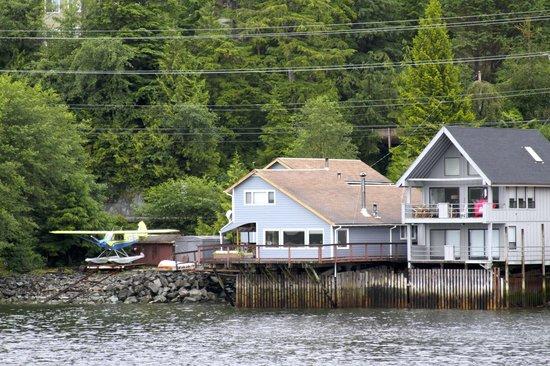 Gastineau Guiding Company - Juneau's Premier Guiding Company: Coastal housing