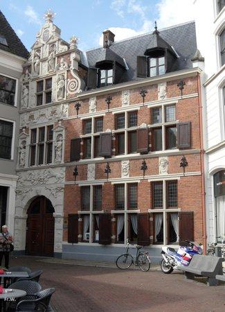 Veel Historische panden in de binnenstad . - Foto van Deventer ...