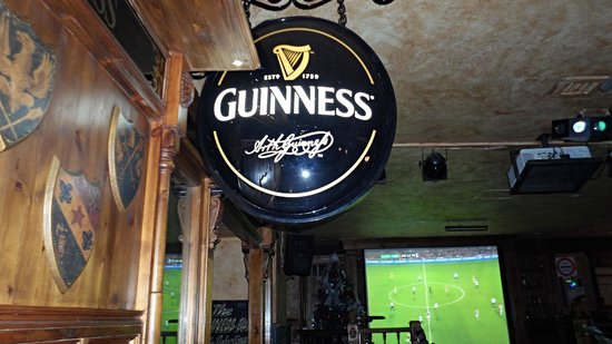 The Guinness Bar