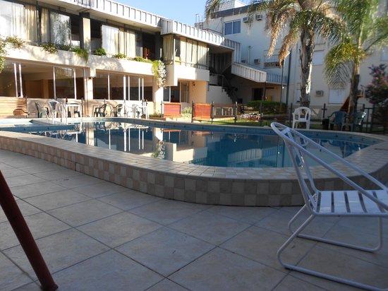 Gran Lourdes Hotel: Pileta del hotel