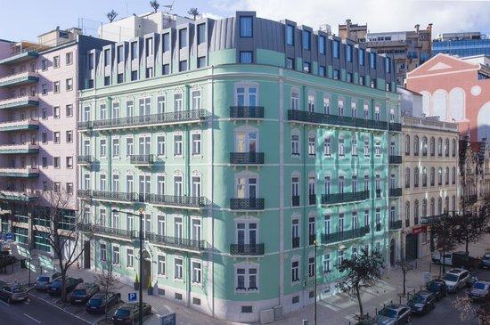 Holiday Inn Express Lisbon - Av. Liberdade