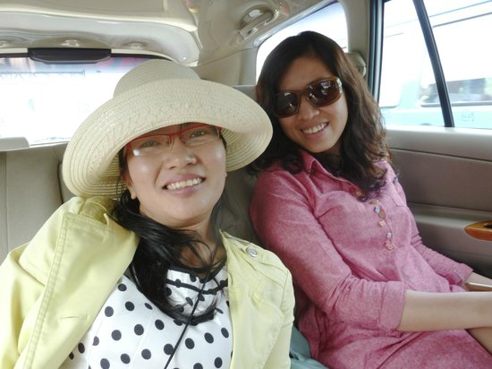 Lose the Tie Tour : On the way to Vung Tau