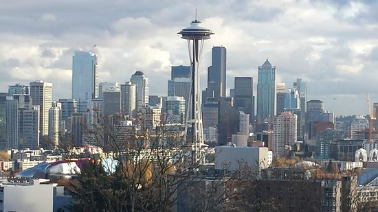 Seattle Wine Tours: View at the end of the day