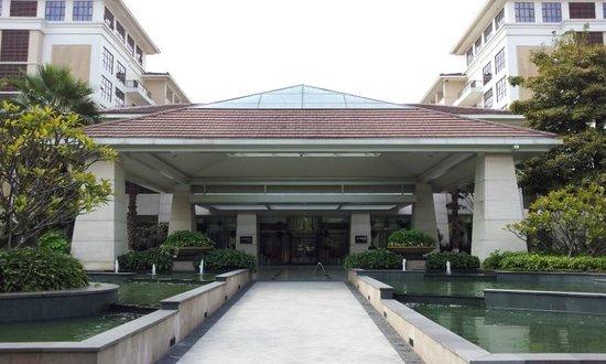 Le Meridien Xiamen: Main Entrance