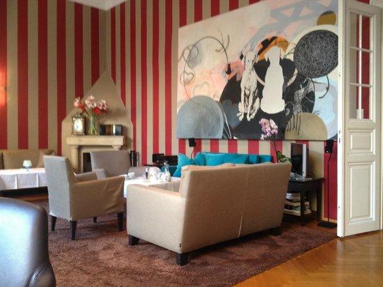Hotel Altstadt Vienna: saloon/bar