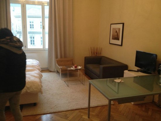 Hotel Altstadt Vienna: double room