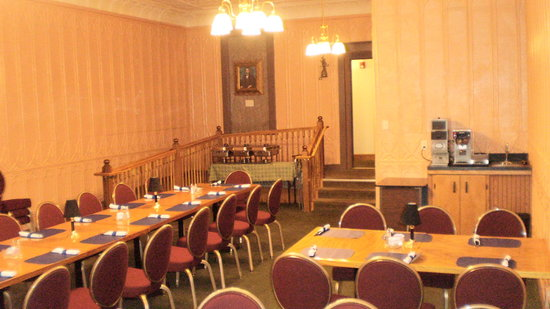 Hotel Millersburg: The Lincoln Room - Banquet/Seminar Room