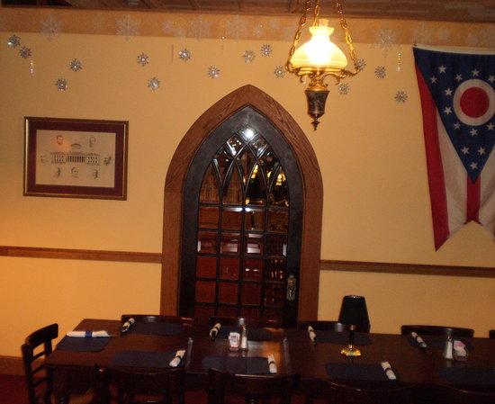 Hotel Millersburg: The Ohio Room - Board Room