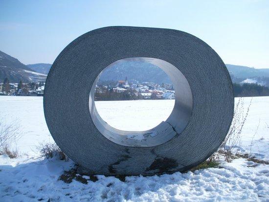 Stone Sculpture Museum : Gezielter Blick