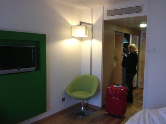NH Nice: L'intérieur de la chambre