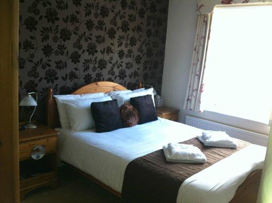 Ye Olde George Inn: Bedroom