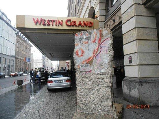 The Westin Grand Berlin: Westin Grand Hotel