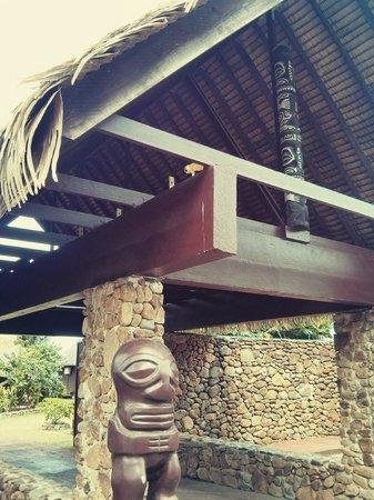 Hotel Kaveka: Entrance