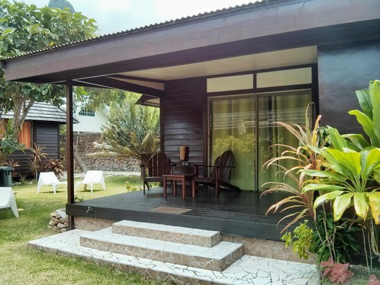 Hotel Kaveka : Our bungalow