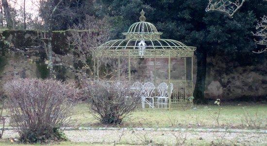 Ape Rosa Relais : jardin