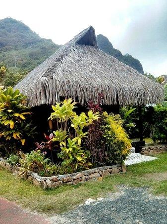 Hotel Kaveka : A bungalow at the Kaveka