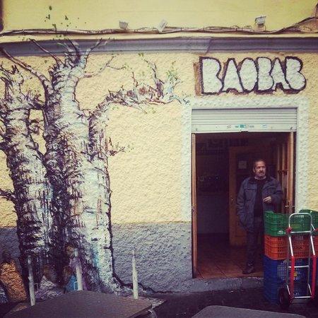 Restaurante senegalés Baobab, Madrid