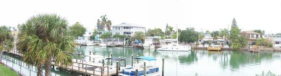 Treasure Bay Resort & Marina: view from our balcony