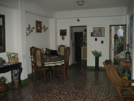 Hostal Marian: sala