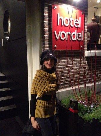 Hotel Vondel: dintorni Hotel
