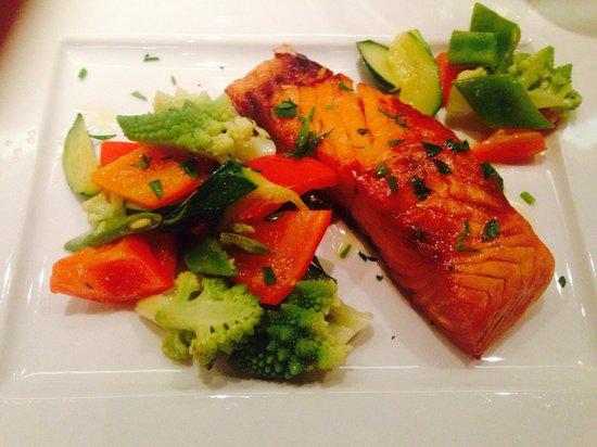 Il Vizietto di Cortina: Salmon