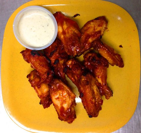 Don's Pizza: Award Winning Sweet & Spicy Wings!