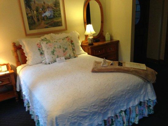 Babbling Brook Inn : Bedroom
