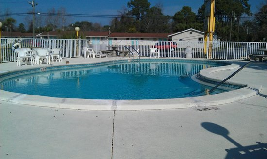 Summer Breeze Motel In Panama City Beach Florida