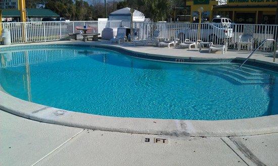 Summer Breeze Motel Panama City Beach