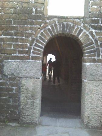 Gran Muralla China en Mutianyu: Secret hideouts