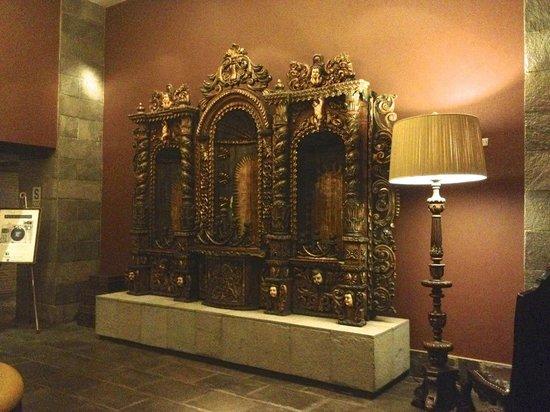 JW Marriott El Convento Cusco: Hall