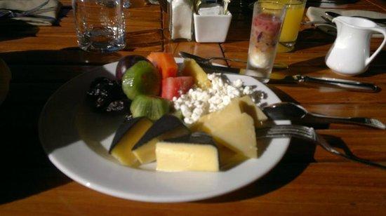 Los Suenos Marriott Ocean & Golf Resort: desayuno