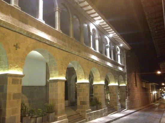 JW Marriott El Convento Cusco: fachada
