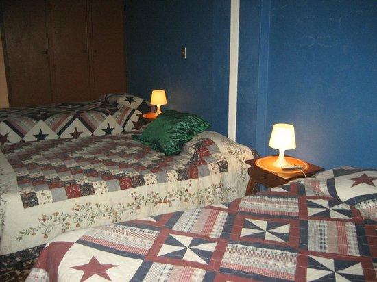 Hostal Marian: habitacion triple