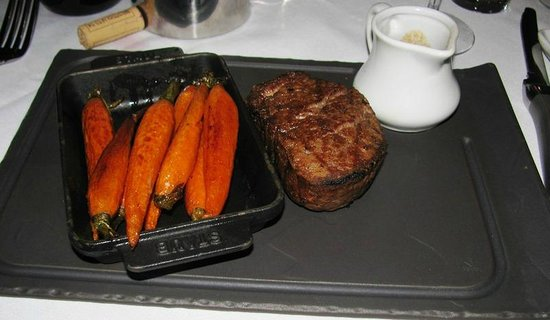 Peppercorn: Filet Mignon