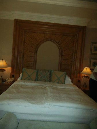 Emirates Palace: Double Room with Garden View