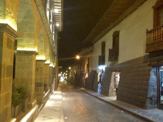 JW Marriott El Convento Cusco: entorno