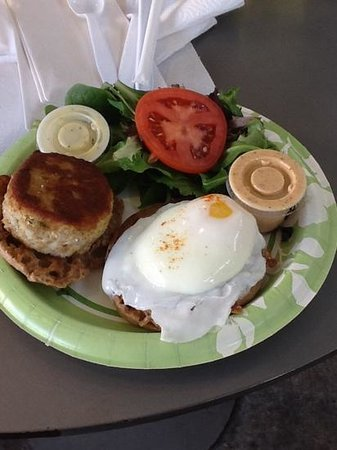 Meals From The Heart Cafe: perfect poached eggs