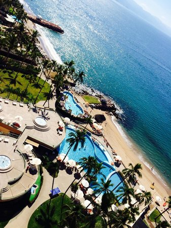 Sunset Plaza Beach Resort & Spa: sunsetview